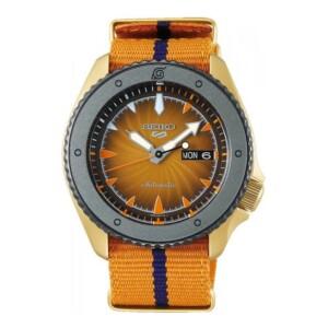 Seiko 5 NARUTO & BORUTO Limited Edition SRPF70K1 - zegarek męski