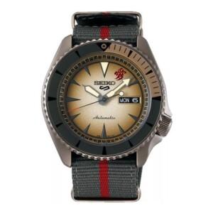 Seiko 5 NARUTO & BORUTO Limited Edition SRPF71K1 - zegarek męski