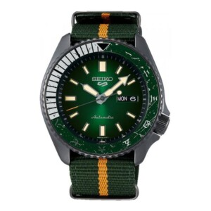 Seiko 5 NARUTO & BORUTO Limited Edition SRPF73K1 - zegarek męski