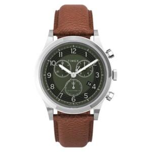 Timex Heritage Waterbury Chronograph TW2U90700 - zegarek męski