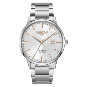 Roamer R-LINE CLASSIC 718833 41 15 70 - zegarek męski