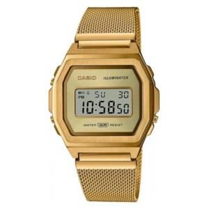 Casio Vintage Premium A1000MG-9 - zegarek damski