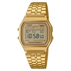 Casio Vintage Premium A158WETG-9a - zegarek męski