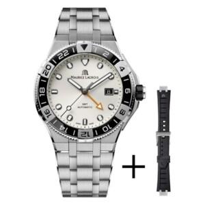 Maurice Lacroix AIKON AI6158-SS00F-130-A - zegarek męski