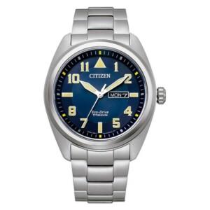 Citizen Military BM8560-88L - zegarek męski