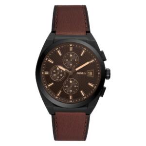Fossil EVERETT CHRONO  FS5798 - zegarek męski
