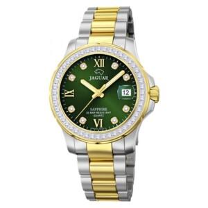Jaguar EXECUTIVE LADY QUARTZ DIVER J893/3 - zegarek damski