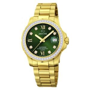Jaguar EXECUTIVE LADY QUARTZ DIVER J895/2 - zegarek damski