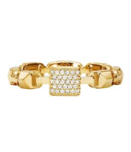 Biżuteria Michael Kors MKC1027AN710506 - pierścionek damski