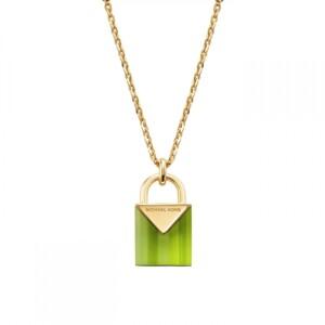 Biżuteria Michael Kors MKC1039AE710 - naszyjnik damski