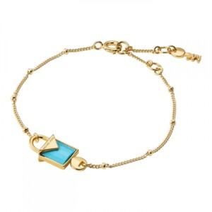 Biżuteria Michael Kors MKC1041AL710M- bransoletka damska