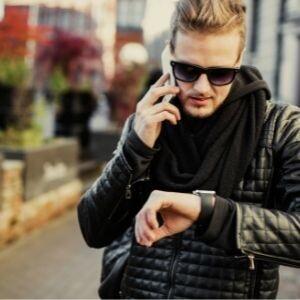 Smartwatch z funkcja dzwonienia