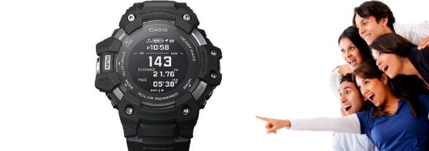Smartwatch G-Shock