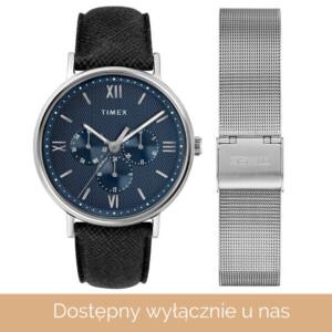 Timex KOLEKCJA SPECJALNA TIMEX dla ZegarkiCentrum.pl TW2T35100BR - zegarek męski