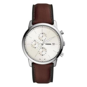 Fossil MINIMALIST CHRONOGRAPH FS5849 - zegarek męski