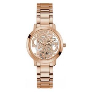 Guess Quattro Clear GW0300L3 - zegarek damski