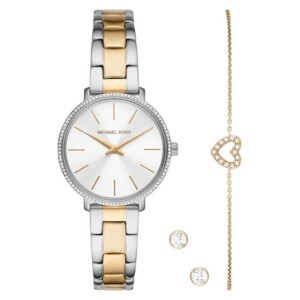 Michael Kors PYPER GIFT SET MK1041 - zegarek damski