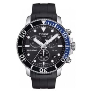 Tissot SEASTAR 1000 QUARTZ CHRONOGRAPH T120.417.17.051.02 - zegarek męski