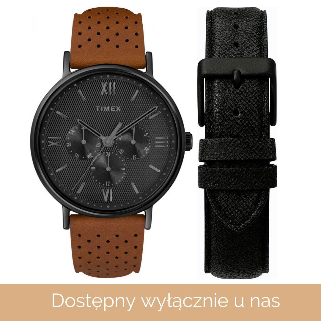 Timex KOLEKCJA SPECJALNA TIMEX dla ZegarkiCentrum.pl TW2T35268BP - zegarek męski 1