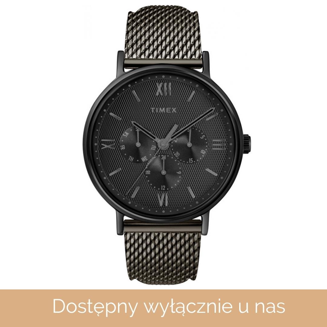 Timex KOLEKCJA SPECJALNA TIMEX dla ZegarkiCentrum.pl TW2T35268MG - zegarek męski 1