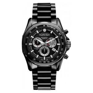 Roamer ROCKSHELL MARK III CHRONO 220837 42 55 20 - zegarek męski