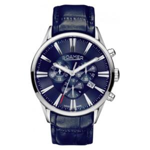 Roamer SUPERIOR CHRONO 508337 41 40 05 - zegarek męski