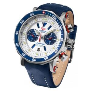 Vostok Europe LUNOKHOD 2 CHRONO 6S21-620A630 - zegarek męski