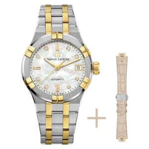 Maurice Lacroix AIKON Automatic Ladies AI6006-PVY13-170-1 - zegarek damski