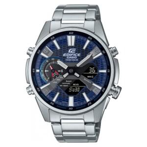 Casio Edifice ECB-S100D-2A - zegarek męski