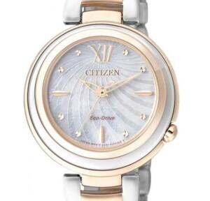 Citizen L Eco-Drive EM0335-51D - zegarek damski
