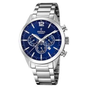 Festina Timeless Chronograph F20343/7 - zegarek męski