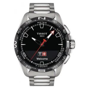 T-Touch Connect Solar T121.420.44.051.00 - zegarek męski