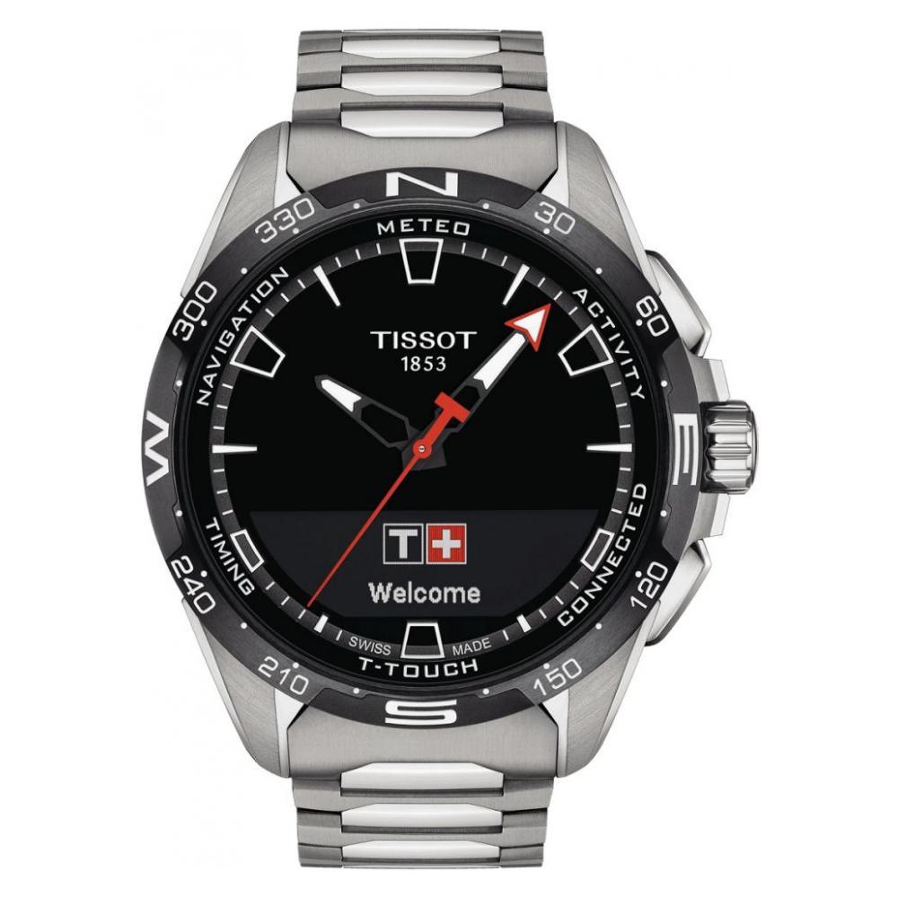 T-Touch Connect Solar T121.420.44.051.00 - zegarek męski 1