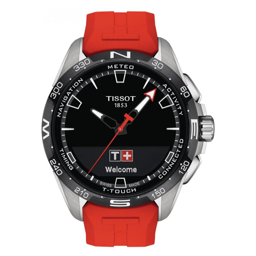 T-Touch Connect Solar T121.420.47.051.01 - zegarek męski 1