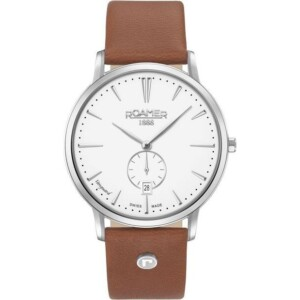 Roamer Vanguard Slim Line Small Second 980812412509