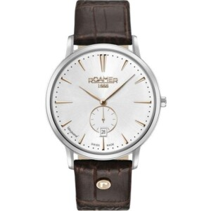 Roamer Vanguard Slim Line Small Second 980812401509