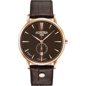 Roamer Vanguard Slim Line Small Second 980812495509