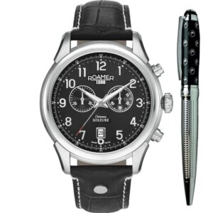 Roamer Soleure Chrono 540951415605SET