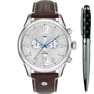 Roamer Soleure Chrono 540951411605SET