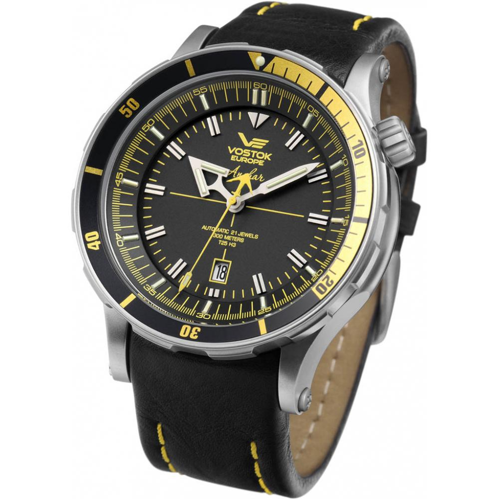 Vostok Europe Anchar NH25A5105143 1