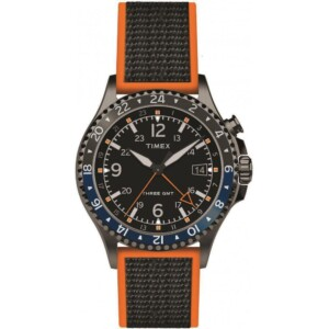 Timex Three GMT TW2R70600
