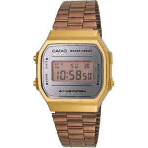 Casio Retro A168WECM5