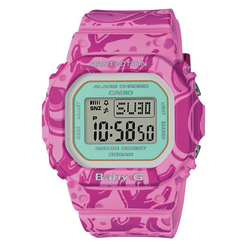 Casio BabyG BGD560SLG4D 1