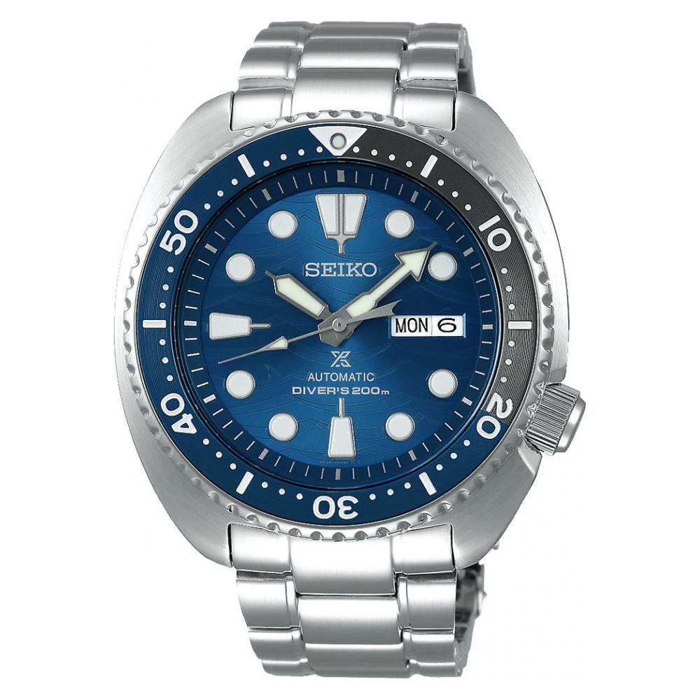 Seiko Prospex Save The Ocean Turtle SRPD21K1 1
