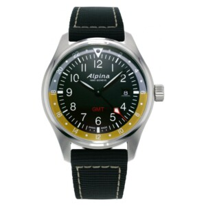 Alpina Startimer Pilot GMT AL247BBG4S6