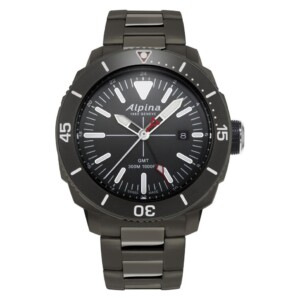 Alpina Seastrong Diver 300 GMT AL247LGG4TV6B