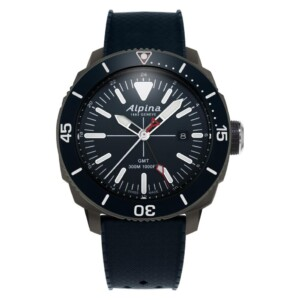 Alpina Seastrong Diver 300 GMT AL247LNN4TV6