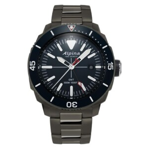 Alpina Seastrong Diver 300 GMT AL247LNN4TV6B