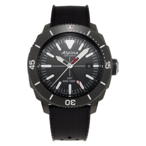Alpina Seastrong Diver 300 GMT AL247LGG4TV6