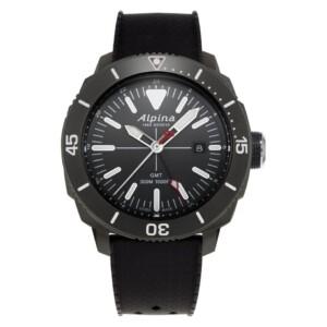Alpina Seastrong Diver 300 GMT AL247LGG4TV6